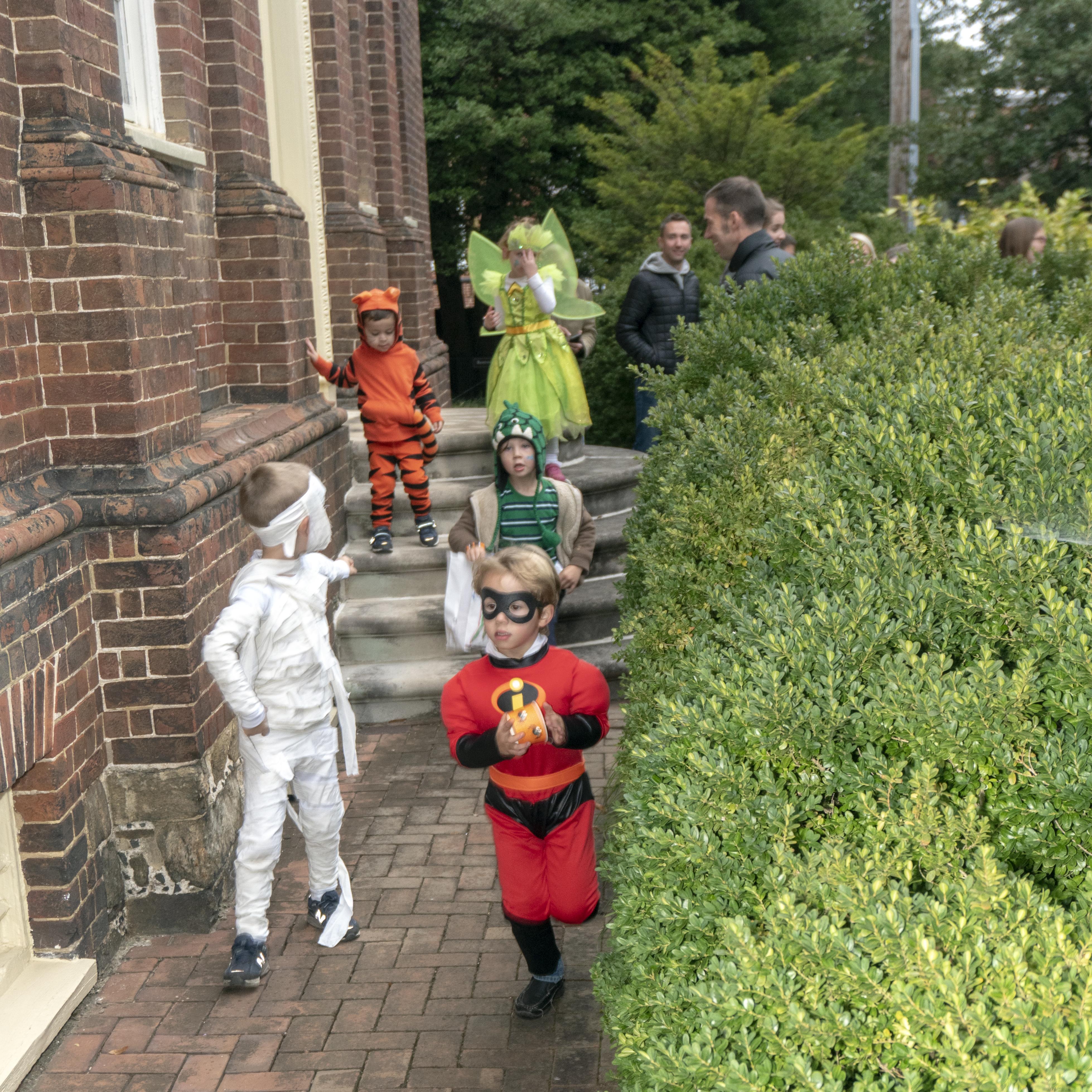 Annual Pumpkin Walk5