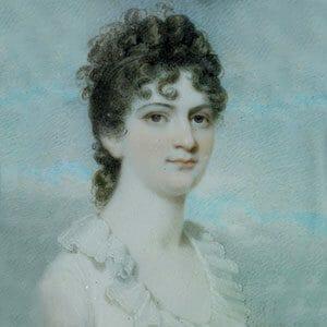 Frances Loockerman Portrait