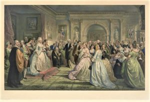 Image of The Republican Court (Lady Washington's Reception Day)